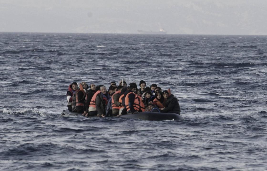 Μάιος: Ρεκόρ αφίξεων μεταναστών-προσφύγων στα νησιά
