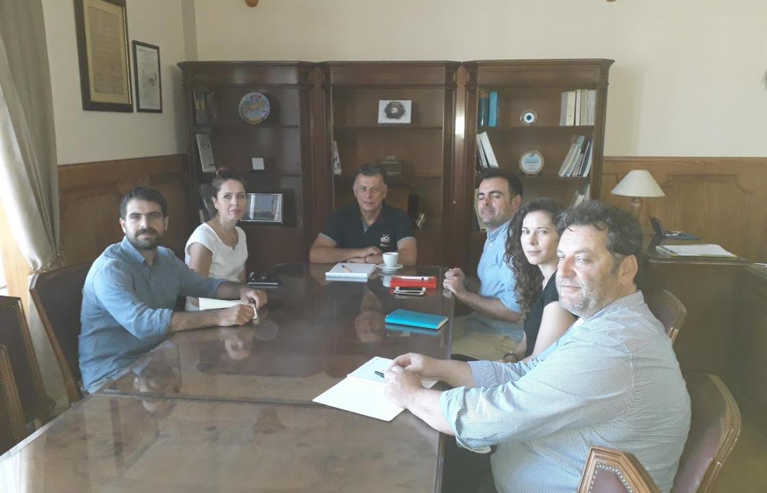 Επίσκεψη αντιπροσωπείας Ύπατης Αρμοστείας ΟΗΕ στο Δήμαρχο Κω